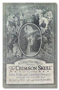 [Pictorial Herald for:] THE CRIMSON SKULL