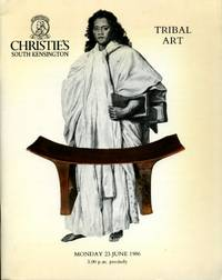 image of Christie's Tribal Art Sale : 23 June 1986