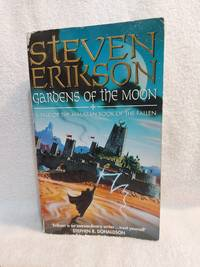 Gardens of the Moon Malazan Book of the Fallen : 1