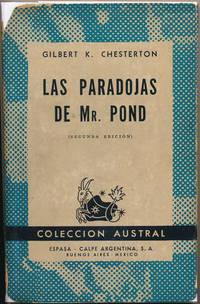 image of Las Paradojas de Mr. Pond