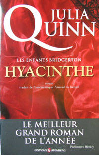 HYACINTHE by  JULIA QUINN - Paperback - 2007 - from Pinacle Books and Biblio.com