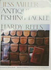 Antique Fishing Tackle:  Hardy Reels