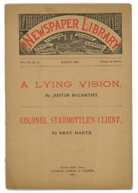 """Colonel Starbottle's Client"" in The Newspaper Library (magazine)"
