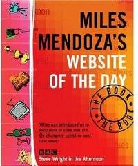 image of Miles Mendoza's Website of the Day: The Book