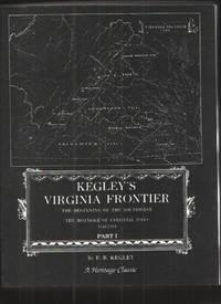 image of Kegley's Virginia Frontier Part I and II