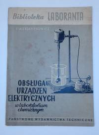 obsluga urzadzen elektrycznych w laboratorium chemicznym