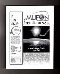MUFON UFO Journal / September, 2011. Teeming Unacknowledged Activity in the Solar Sytem; Military Interest in Space; Betty & Barney Hill Incident Commemoration; Filer Sightings