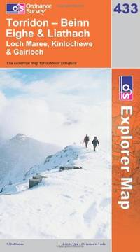 Torridon - Beinn Eighe and Liathach (OS Explorer Map Series) by Ordnance Survey - Paperback - from World of Books Ltd and Biblio.com