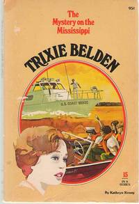 Trixie Belden And The Mystery On The Missisippi