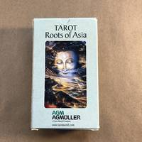 Tarot Roots of Asia (card deck) by  Amnart Klanpracher - First Edition - 2001 - from The Bookman & The Lady (SKU: Tarot-43)