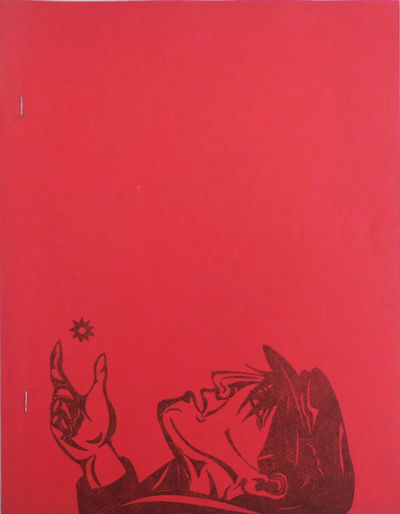 Detroit: Artists' Workshop Press, 1965. First edition. Paperback. Fine. 4to. Tall, side-stapled wrap...