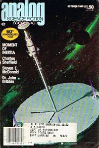image of Analog: Science Fiction/Science Fact (Vol. C, No. 10, October 1980)