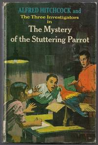 image of The Mystery of the Stuttering Parrot