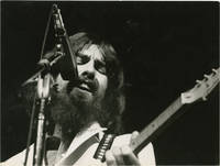 The Concert for Bangladesh (Original double weight photograph from the 1972 documentary film)