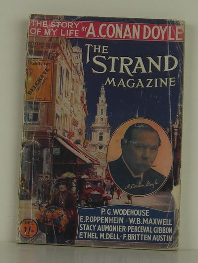 Strand Magazine, 1923. 1st Edition. Soft cover. Very Good/No Jacket. The separate issue of the Stran...