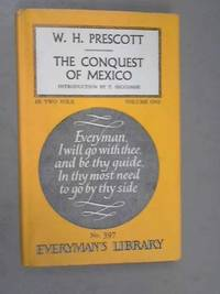 image of The Conquest of Mexico (Everyman's Library): 1