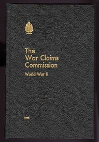 The War Claims Commission World War II (Canada)