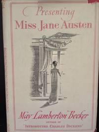 image of Presenting Miss Jane Austen
