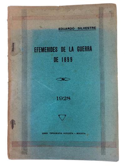 Bogota: Tipografia Augusta, 1928. Paperback. Good. illustration, 96p. Softcover in original stapled ...