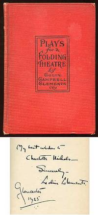 Cincinnati: Stewart Kidd, 1923. Hardcover. Near Fine. First edition. Frontispiece by Ralph Barton. F...