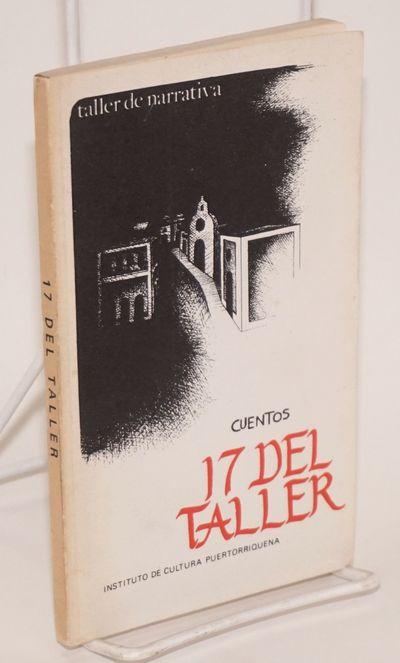 San Juan, PR: Intituto de Cultura Puertorriqueña, 1979. Paperback. 121p., text in Spanish, illustra...