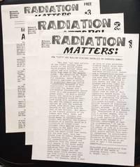 image of Radiation Matters [nos. 1, 2, 3]