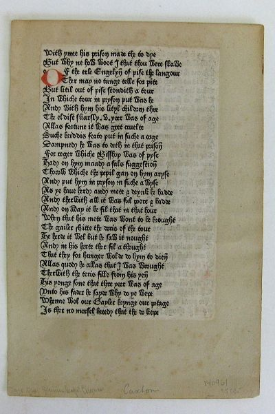 the canterbury tales original