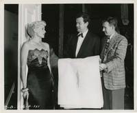 The Lady from Shanghai (Original photograph of Orson Welles and Rita Hayworth from the set of the 1947 film)