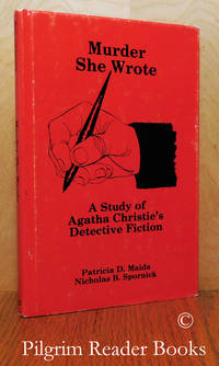 image of Murder She Wrote, A Study of Agatha Christie's Detective Fiction.