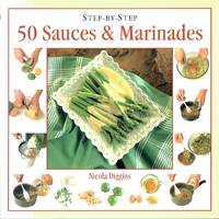 image of 50 Sauces and Marinades (Step-by-Step)
