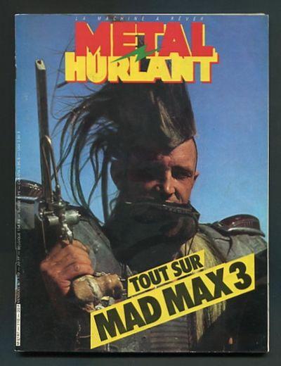 Paris: Les Humanoïdes Associés Metal Hurlant. Near Fine. 1985. (No. 110). Magazine. . (graphic art...