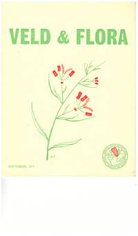 image of VELD _FLORA  2 issues.