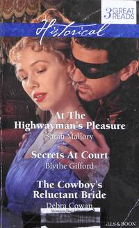 image of At the Highwayman's Pleasure - Secrets at Court - The Cowboy's Reluctant Bride
