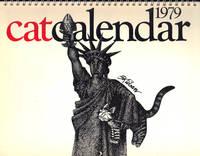 image of CAT CALENDAR 1979
