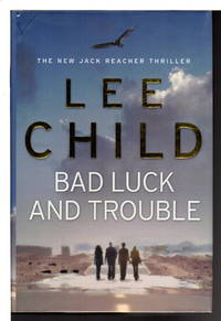 image of BAD LUCK AND TROUBLE: A Jack Reacher Novel.