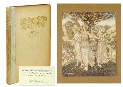 New York: Doubleday, Page & Co. London: William Heinemann. Philadelphia: J.B. Lippincotte Co. 4to, x...