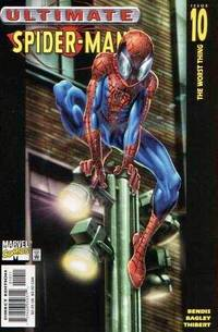 ULTIMATE SPIDER-MAN Nos. 10, 11, 12 (Aug. to Oct. 2001) - 1st. Ultimate Electro (NM)