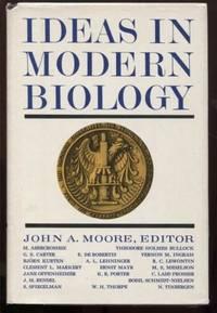 IDEAS IN MODERN BIOLOGY: PROCEEDINGS VOL. 6 - XVI INTERNATIONAL CONGRESS  OF ZOOLOGY.