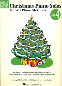 CHRISTMAS PIANO SOLOS - Level 4 (Hal Leonard Student Piano Library