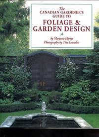 image of Canadian Gardener Guide To Foliage & Garden Design