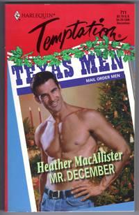 Mr. December (Texas Men: Mail Order Men)