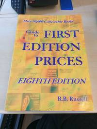 image of Guide to First Edition Prices