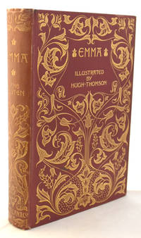 Emma by Jane Austen - 1st Edition - 1896 - from E C Books and Biblio.com