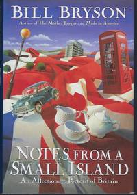 Notes from a Small Island by  Bill Bryson - Hardcover - Book Club Edition (BCE/BOMC) - 1996 - from Turn-The-Page Books and Biblio.co.uk