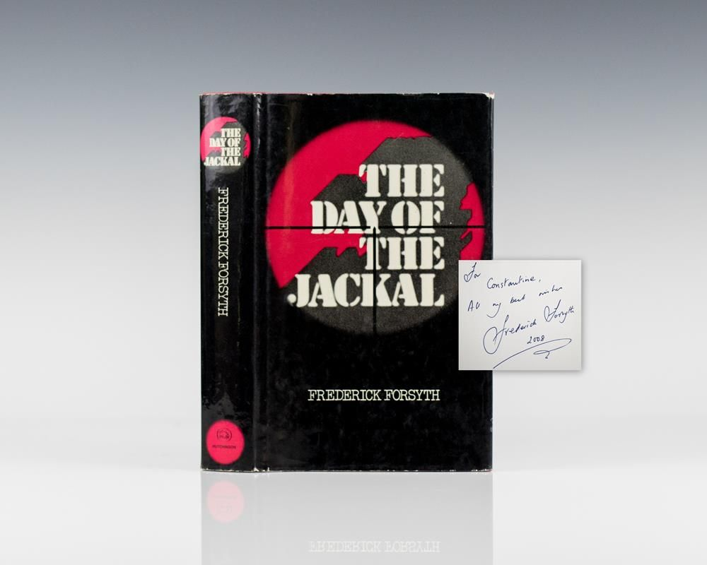 a review of the day of the jackal a book by frederick forsyth Read book online: the day of the jackal by frederick forsyth librarian note: an alternate cover for this edition can be found herethe jackal a tall, blond en.