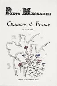Chansons de France. Dessin de Fernand Léger. (Poets' Messages.)