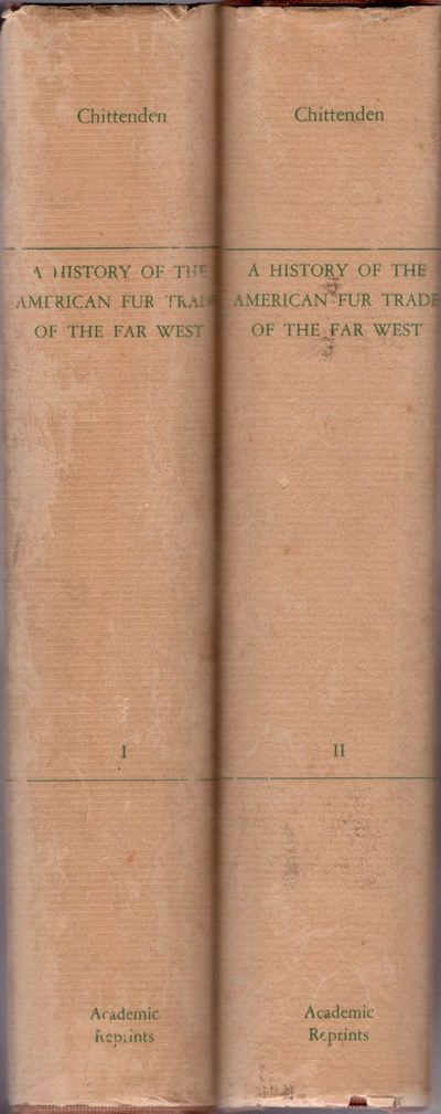 Stanford, California: Academic Reprints, 1954. Reprint. Hardcover. Good/good. Hardcovers with illust...