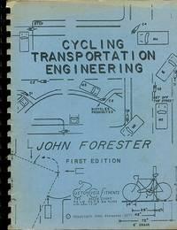 Cycling Transportation Engineering