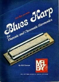 image of Blues Harp for Diatonic and Chromatic Harmonica