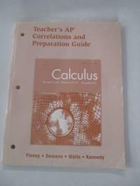 Calculus: teachers ap correlations and preparation guide
